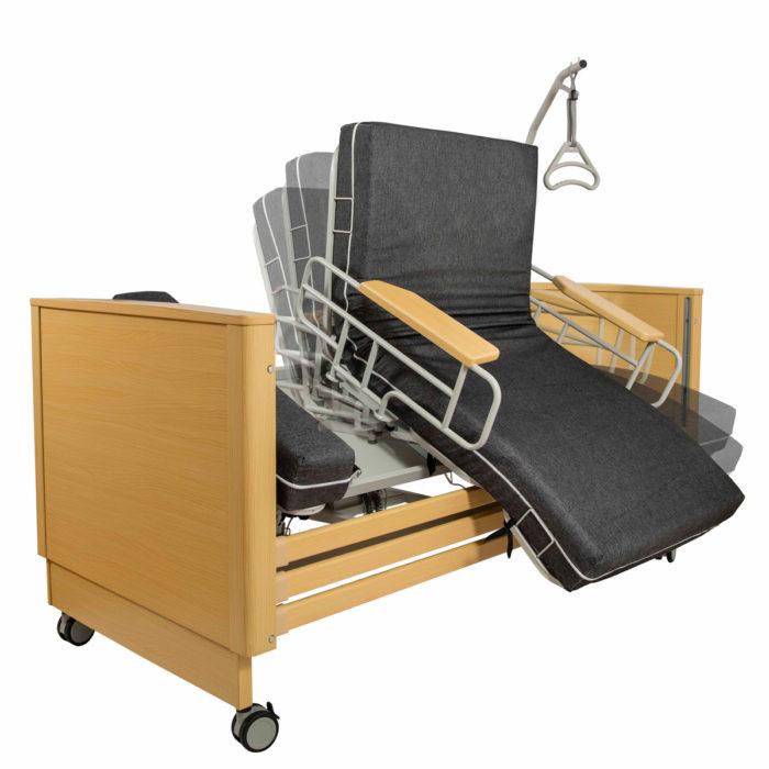 letto girevole ortopedico