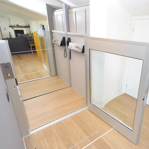 Piattaforma elevatrice installiamo piattaforme e for Corsi per arredatore d interni