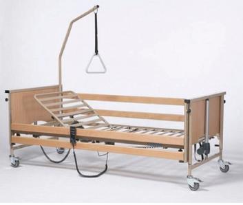 Noleggia un letto ortopedico elettrico come i letti ospedalieri - Letto ortopedico con sponde ...