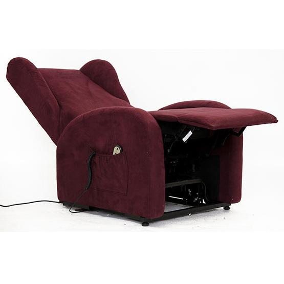 Poltrone Relax.Poltrona Rialzatrice Per Anziani Modello Loretta Made In Italy
