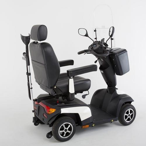 scooter elettrico per anziani orion metro 4