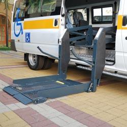 soluzioni trasporto disabili