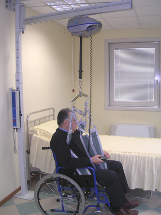 Sollevatore per disabili