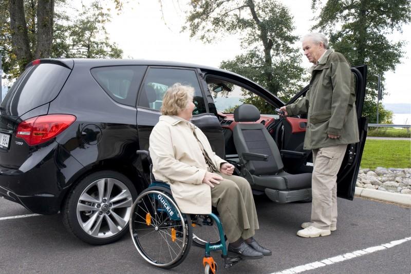 Accesso disabili Turny