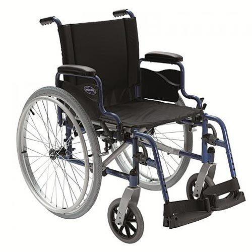 carrozzina per disabili invacare action1 ng