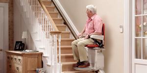 montascale per anziani