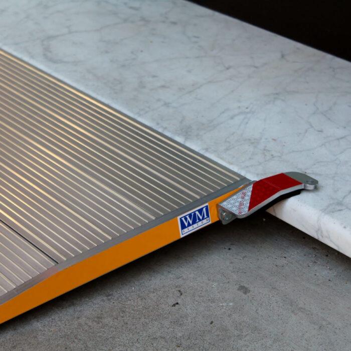 rampa per scalino disabili
