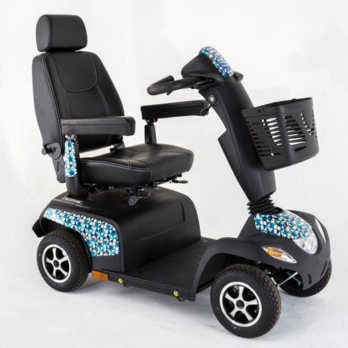 scooter elettrico per anziani orion 2