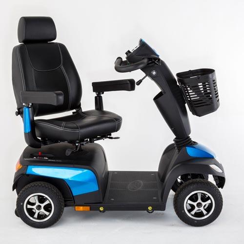 scooter elettrico per anziani orion metro 9