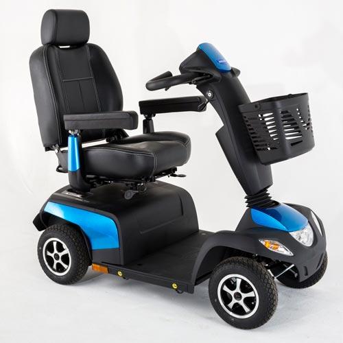 scooter elettrico per anziani orion metro 7