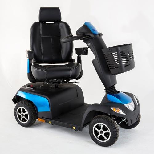 scooter elettrico per anziani orion metro 6