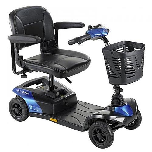 scooter elettrico per anziani colibrì