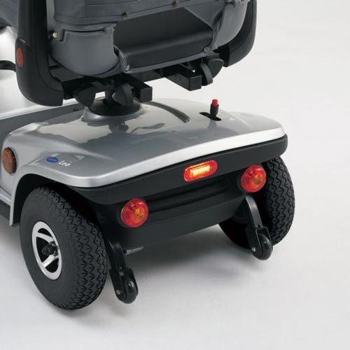 scooter elettrico leo retro